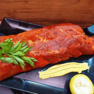 Coasta de porc marinata